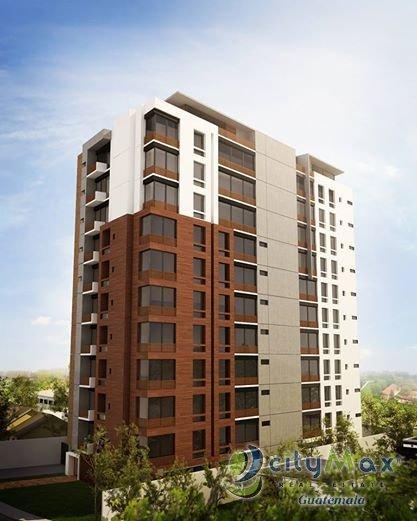 Vendo apartamento en zona 15 Vista Hermosa II