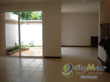 Casa en renta en Condominio zona 10 Guatemala