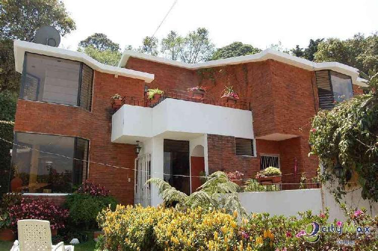 Citymax vende casa Monte Casino San Lucas Sacatepéquez
