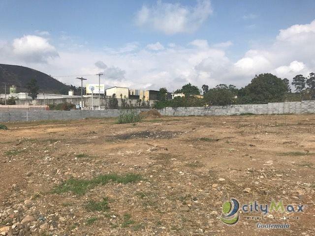 TERRENO EN VENTA EN ZONA 2 DE SAN MIGUEL PETAPA GUATEMALA