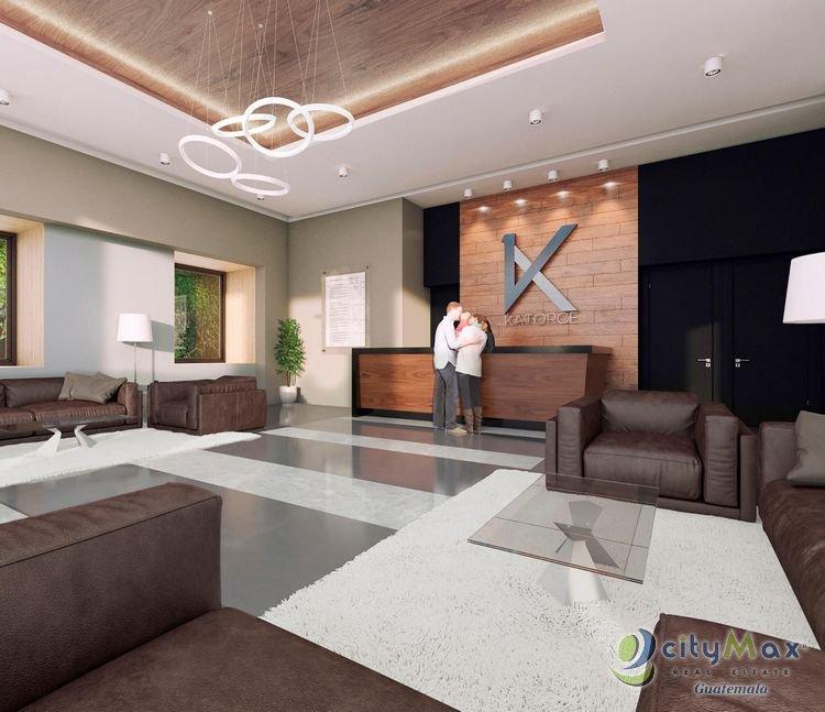 CityMax vende apartamento en zona 14