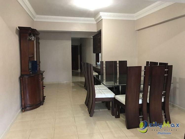 cityMax renta apartamento Amueblado en Bella Vista