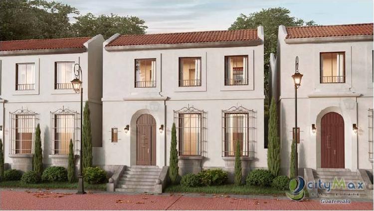 cityMax Vende casa en Zona 16 Cayala