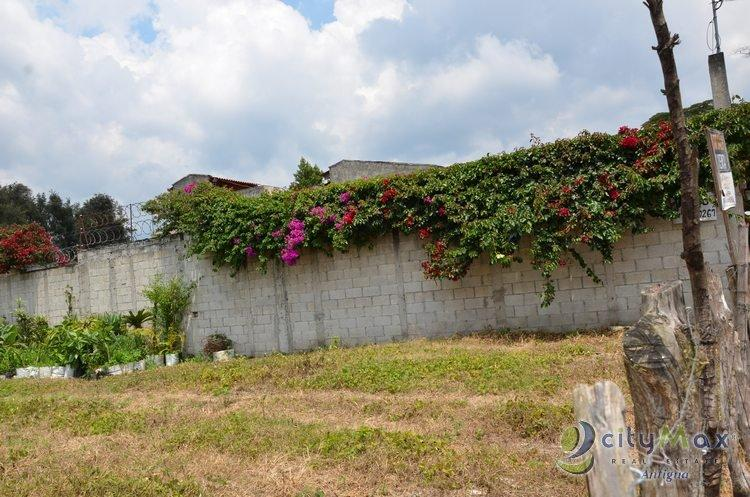 CityMax vende terreno en Plazuela del Conquistador
