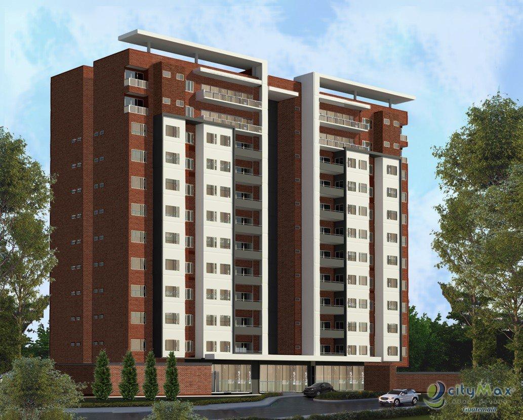 CityMax (Vende) Apartamento en zona 14