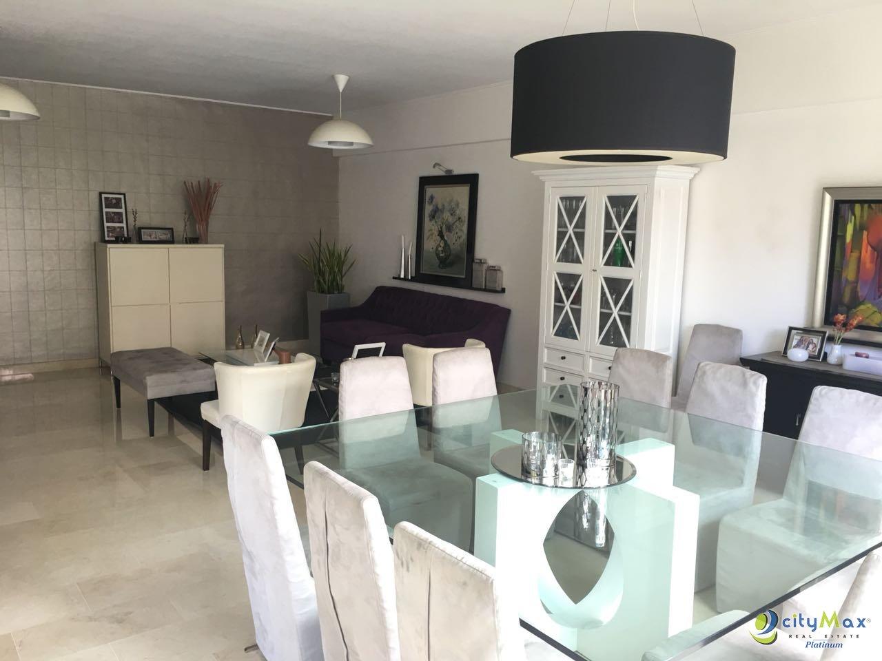 cityMax Platinum Vende Apartamento con terraza en Naco