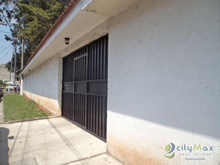CityMax Vende Casa Residencial Dentro De Garita En Zona 17