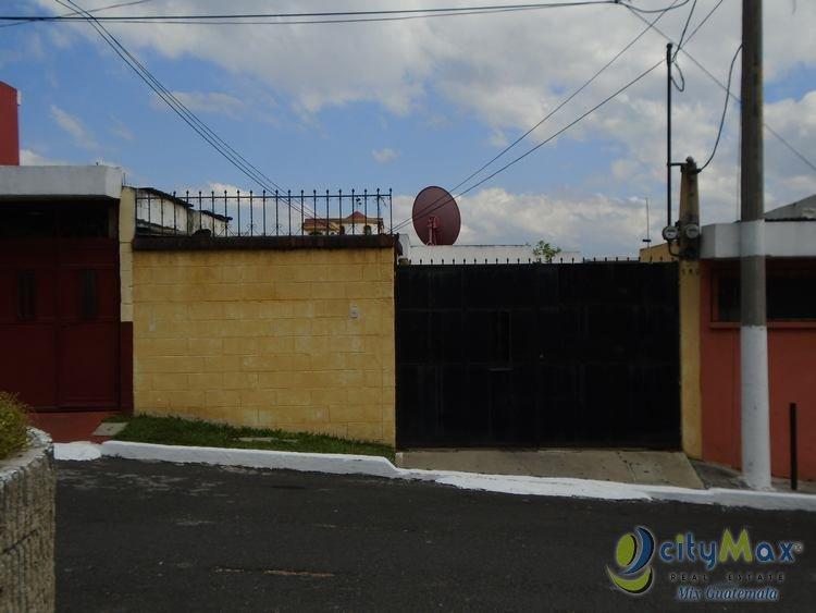 Casa en San José El Placer, Villa Nueva