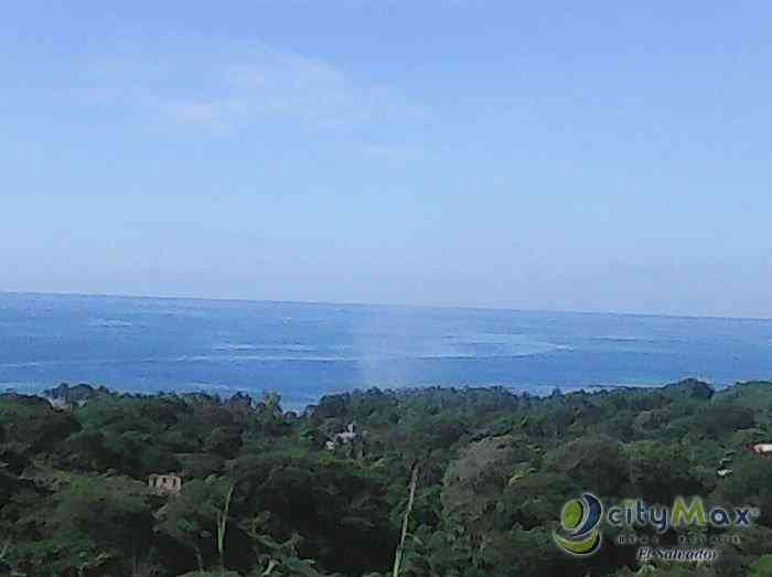 citymax vende precioso terreno frente a playa el tunco