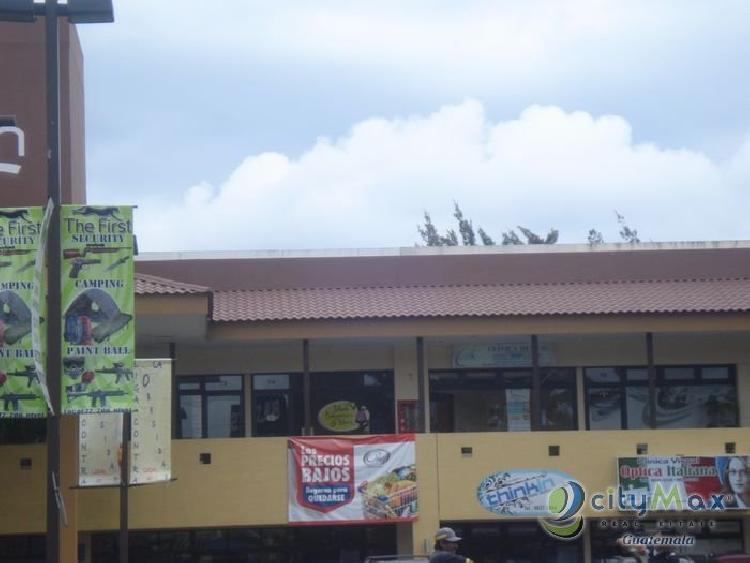Alquilo local en Carretera a El Salvador