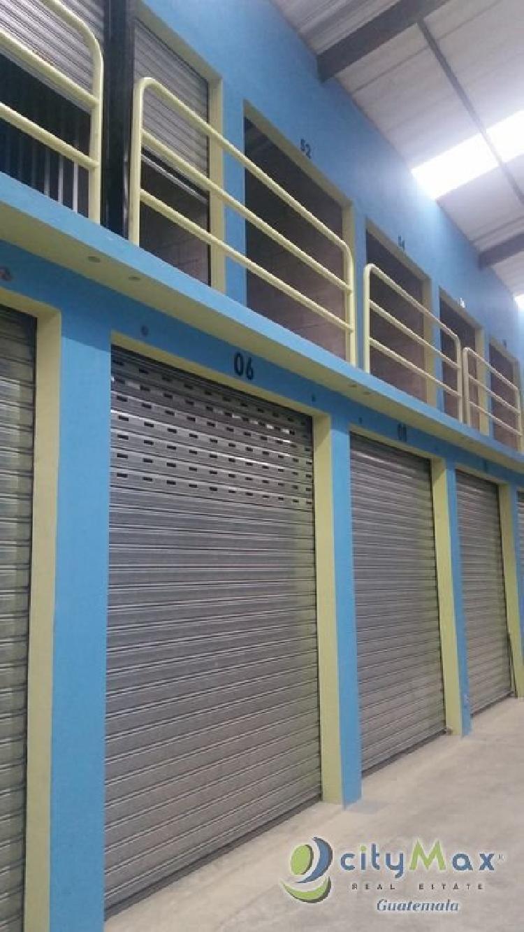 Bodega en renta en zona 2 Alquila cityMax Guatemala