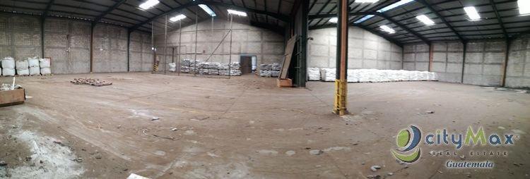Bodega En Renta Complejo Industrial En Villa Nueva Promueve CityMax