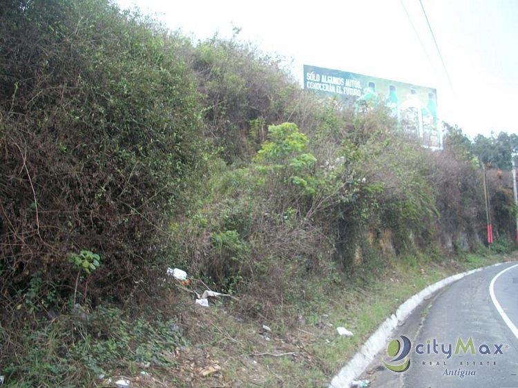 CityMax Antigua Vende Terreno Carretera Interamericana
