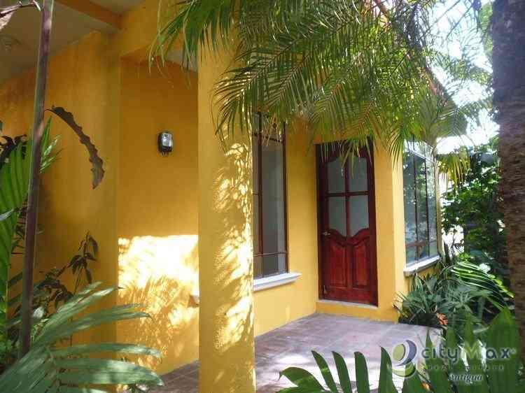 Apartamento en Renta en el Centro de Antigua