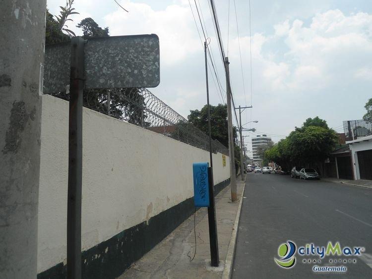 TERRENO COMERCIAL EN VENTA ZONA 10 GUATEMALA.