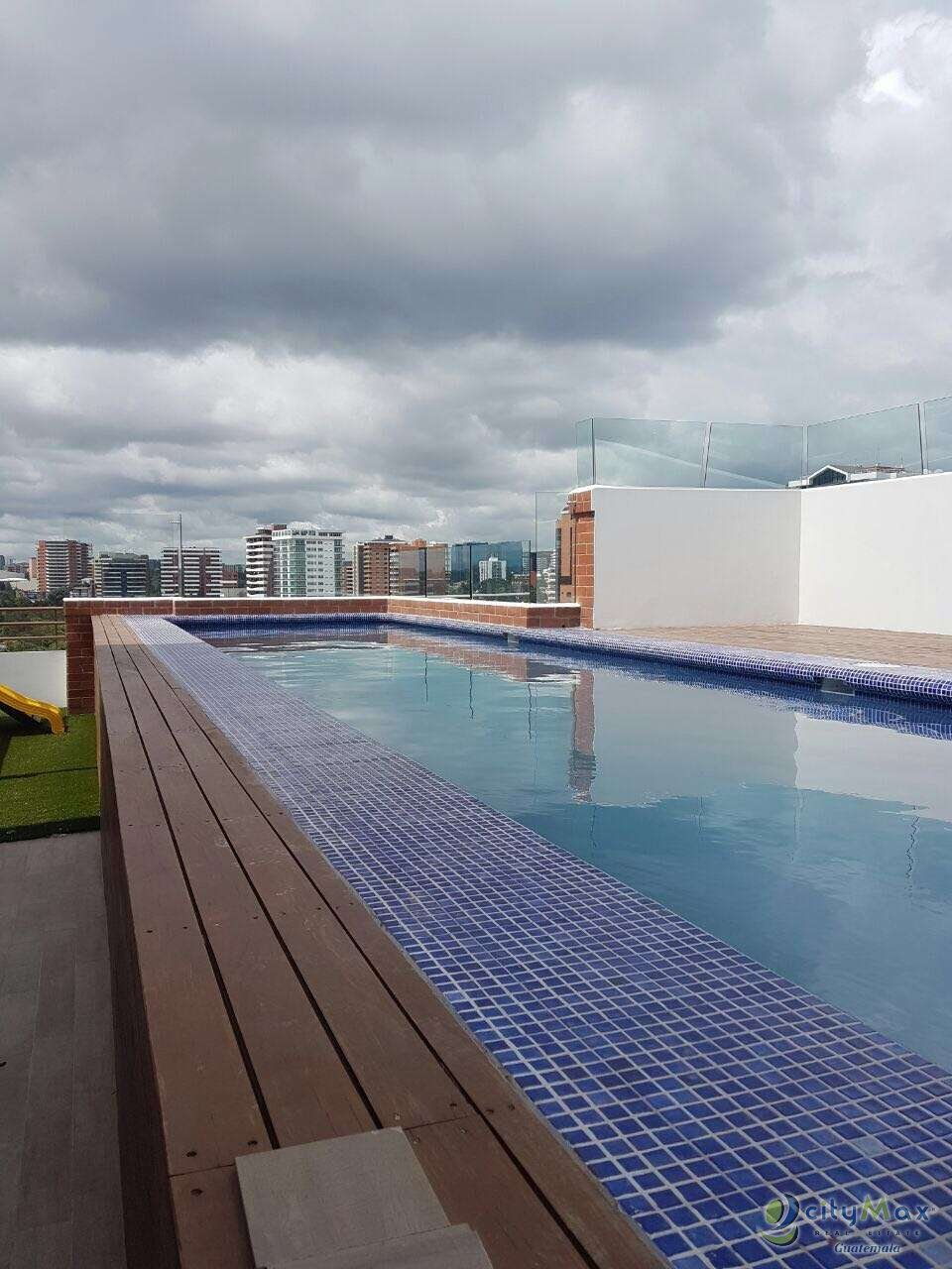 Apartamento NUEVO AMUEBLADO en RENTA en zona 13 CityMax