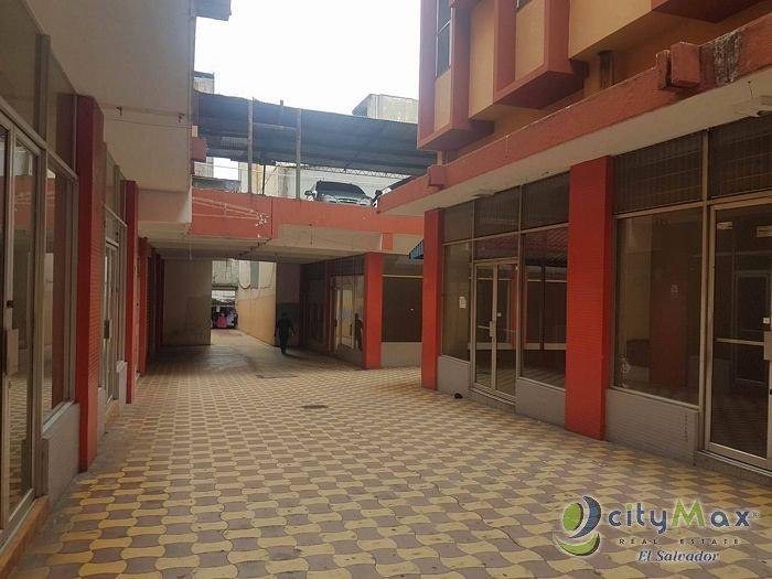 Local comercial en alquiler Centro de San Salvador