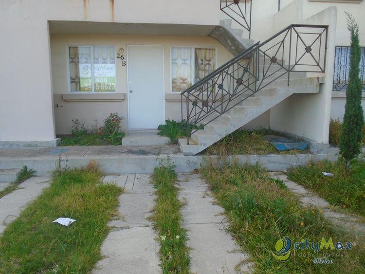 Venta Casa Duplex en Urbi del Rey Huehuetoca Estado