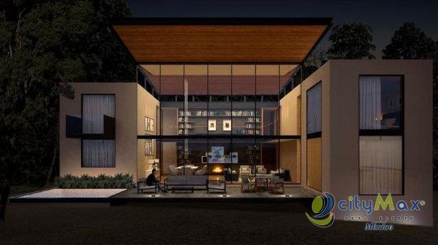 CASA PRE-VENTA Condominio Residencial en Valle de Bravo
