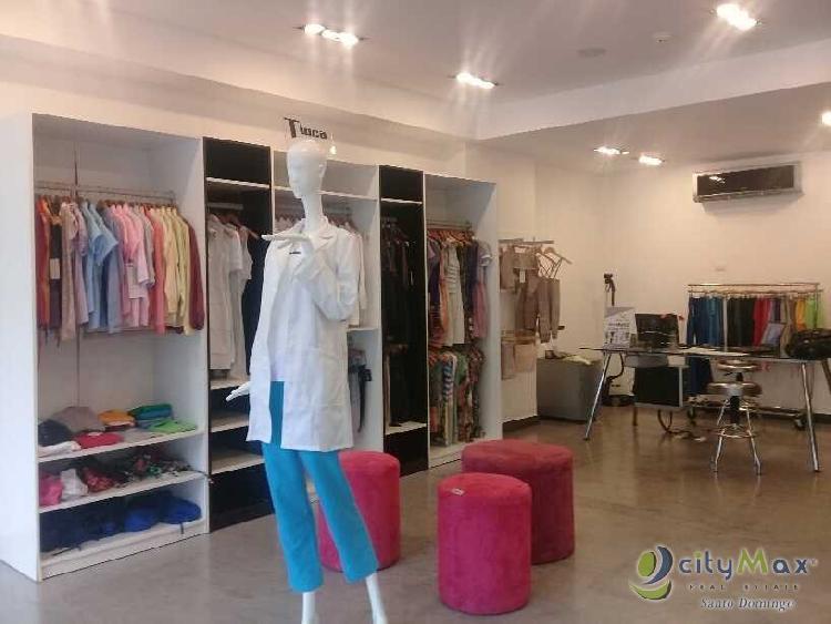 Alquiler de local comercial en El Ens. Julieta Morales