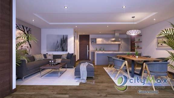 Apartamento en Venta en zona 15  en Planos CITYMAX