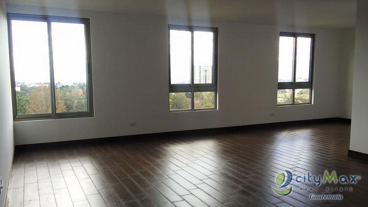 CityMax tiene apartamento en  Renta! zona 15