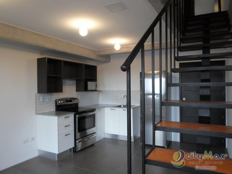 Apartamento Nuevo en Ciudad Vieja Zona 10 Renta CityMax