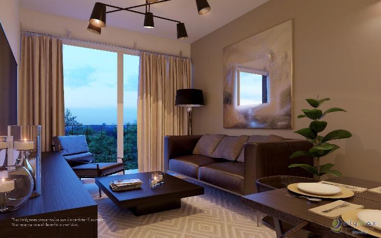 Apartamento en venta en zona 7 Blvd Tulam Zu