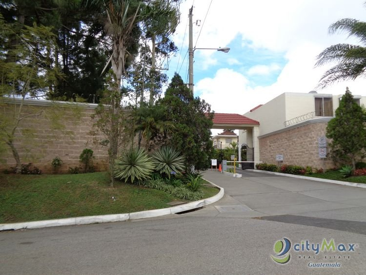 CityMax RENTA Casa Dentro De Condominio en Zona 16