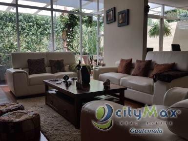 cityMax vende residencia en condominio Muxbal Guatemala