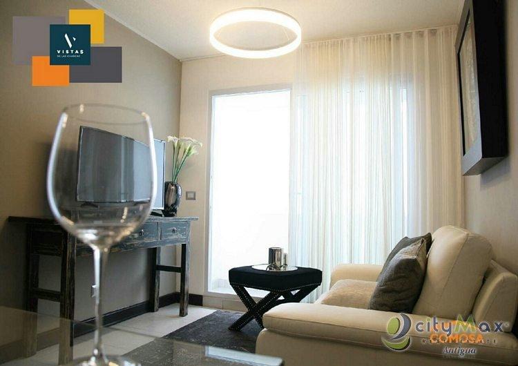 ¡CityMax Promueve Apartamento en Zona 11, Vistas de las Charcas!