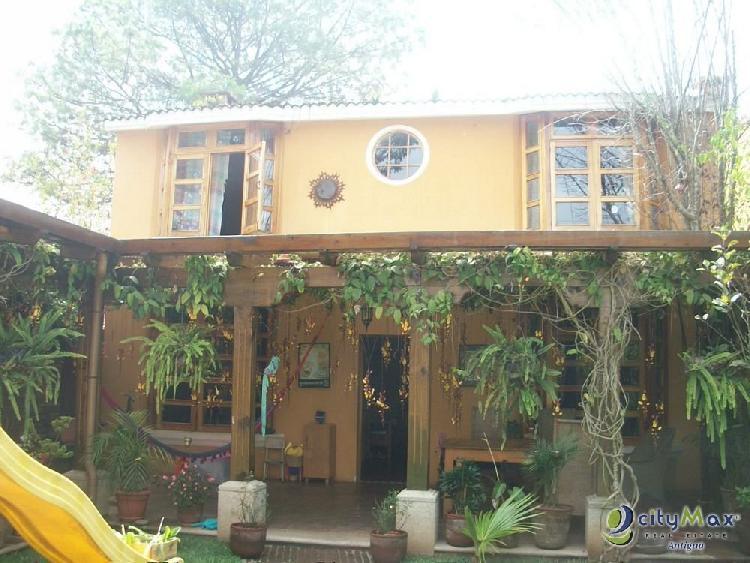 ¡Citymax vende casa Los Alpes San Lucas Sacatepequez!