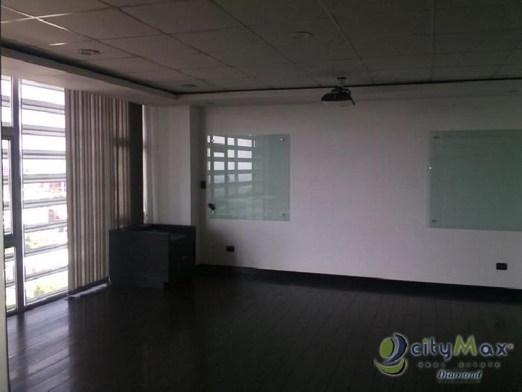 Oficina en venta, edificio exclusivo en zona 15