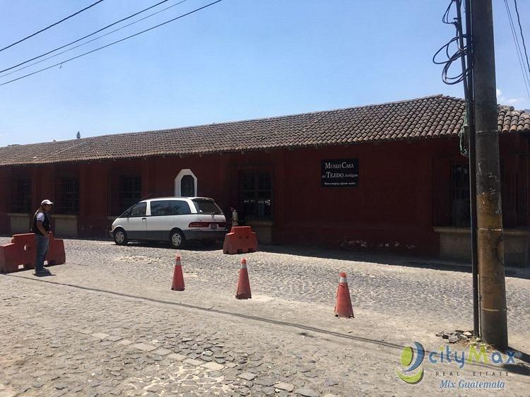 Casa con Uso Comercial en Renta en Antigua Guatemala