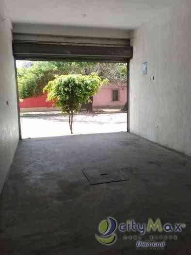 LOCAL EN RENTA EN ZONA 3 AVENIDA EL CEMENTERIO