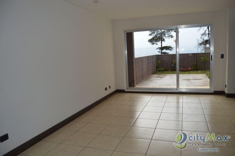 Vendo lindo y NUEVO apartamento con Jardin en zona 16