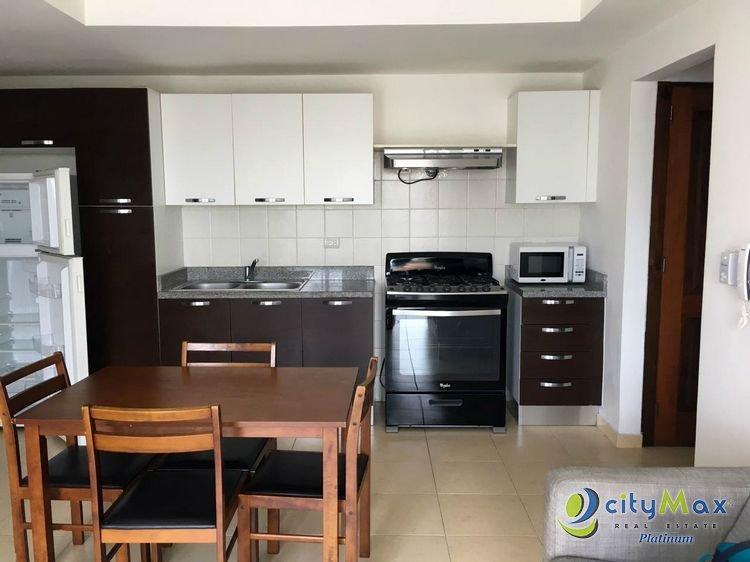 cityMax ¡Alquila! Apartamento Amueblado en Gazcue