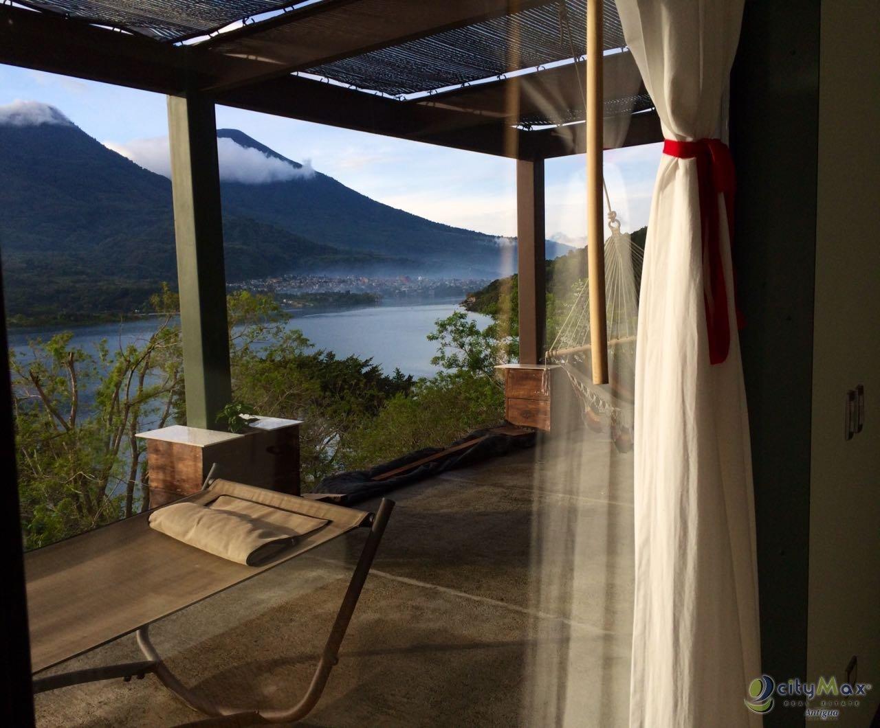 ¡CityMax renta hermoso chalet en el Lago de Atitlan!