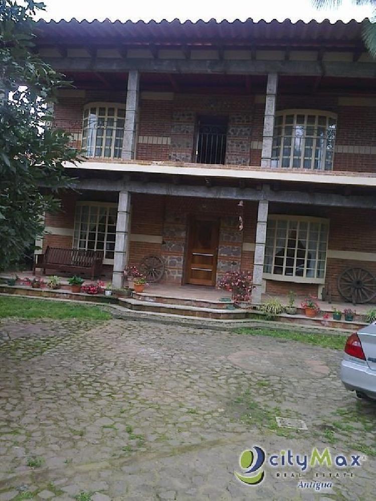 casa en venta en Santo Tomás Milpas Altas, Citymax Ant