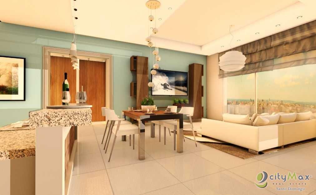Venta de Apartamento Nuevo en Los Restauradores