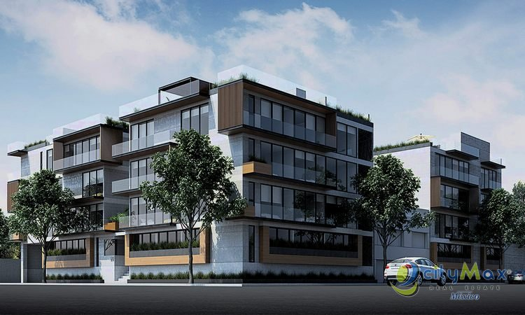 CITYMAX vende departamento en Santa María Nonoalco