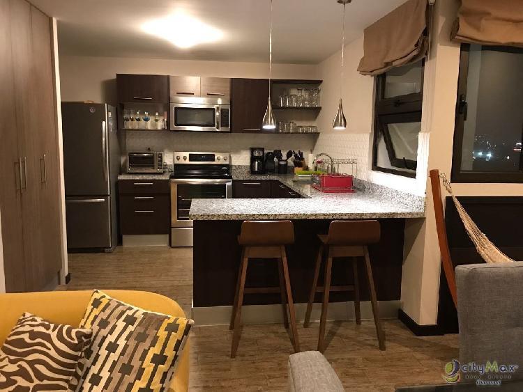 Amplio apartamento moderno en venta zona 15