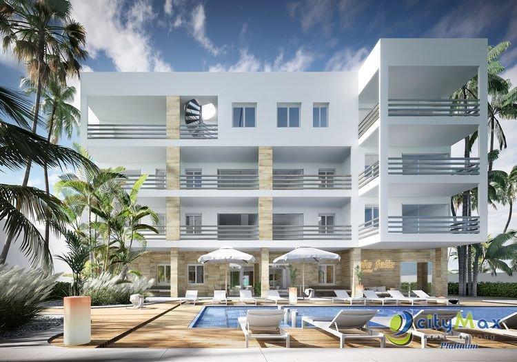 Se Vende Apartamento 2Habitaciones en Bavaro