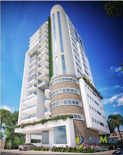 CityMax Vende Apartamento en Santo Domingo Centro
