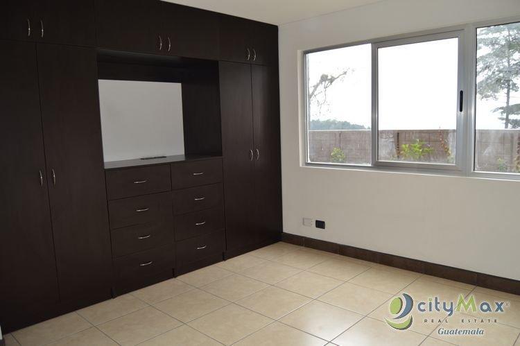Apartamento en hermoso proyecto en zona 16 Guatemala