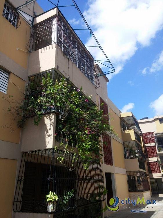 CityMax Platinum Alquila Apartamento en Gazcue 156mt2