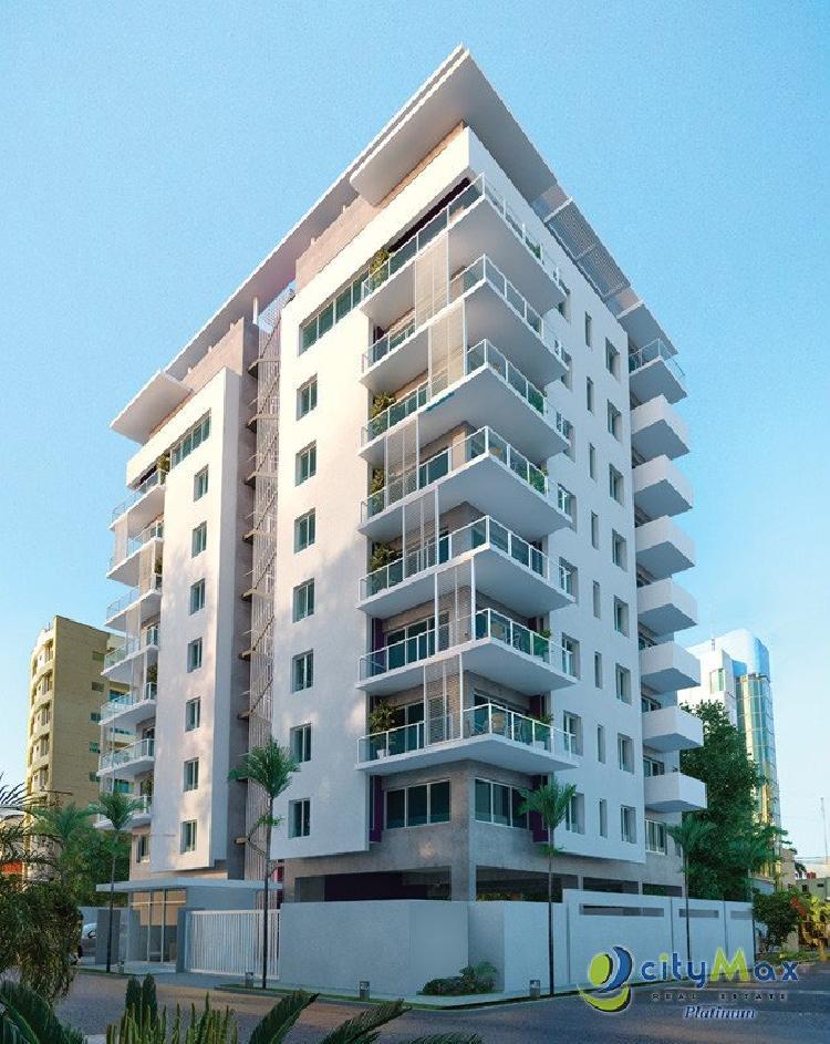 cityMax Platinum Vende Penthouse en Evaristo Morales