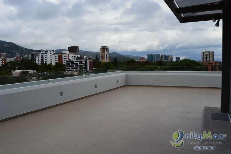 Pent House en venta en zona 15 Vista hermosa Guatemala