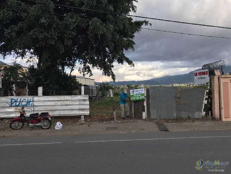 Terreno en Venta en Constanza, República Dominicana