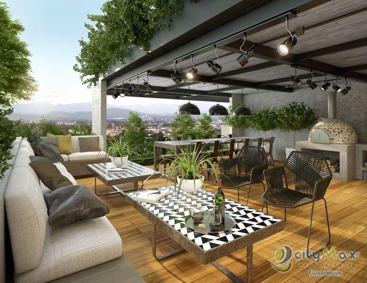 Construccion Apartamento en Venta en Zona 2 ¡CITYMAX !
